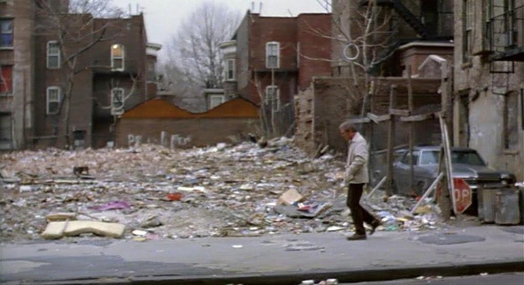 Una scena del film Fort Apache