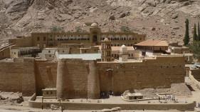 Il monastero di Santa Caterina in Egitto