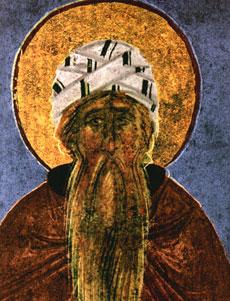 Un'immagine raffigurante Isacco di Ninive