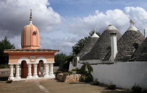 L'ashram di Cisternino
