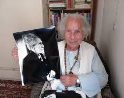Lisetta Carmi mostra il ritratto di Ezra Pound da lei realizzato