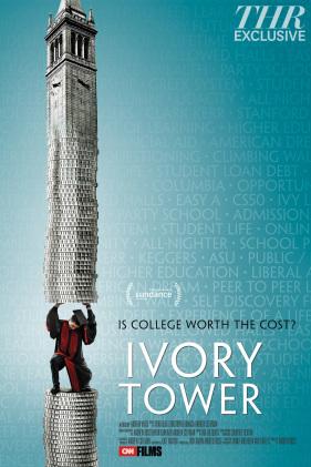 Locandina del documentario Ivory Tower