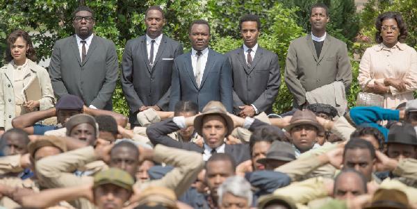 Scena tratta dal film Selma