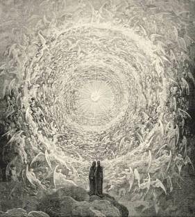 Gustave Dorè, Dante all'ingresso del Paradiso