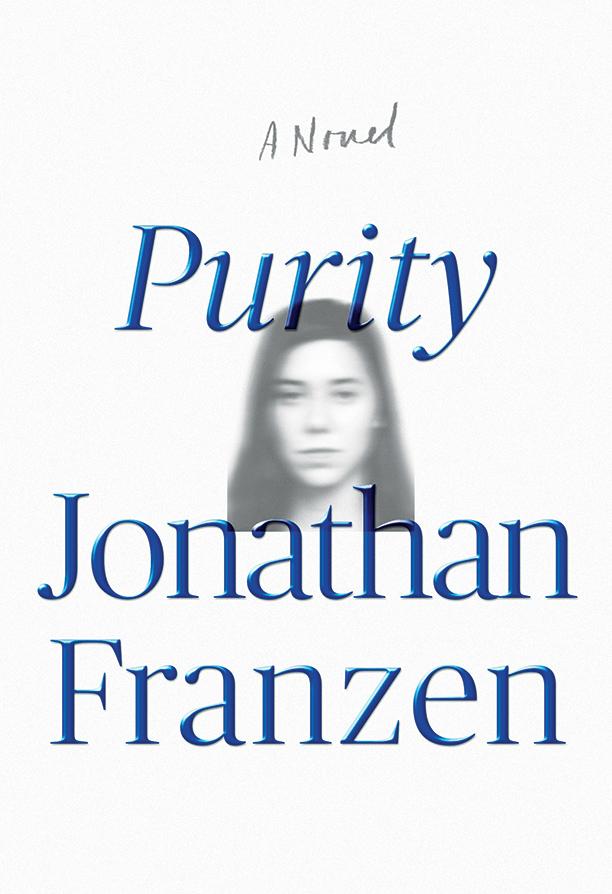 La copertina dell'edizione americana di Purity