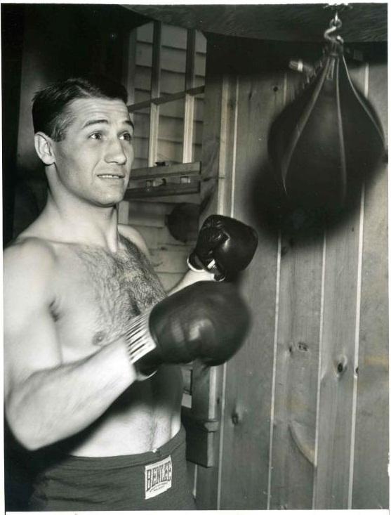 Tiberio Mitri negli anni '50