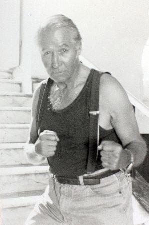 Tiberio Mitri negli anni '90