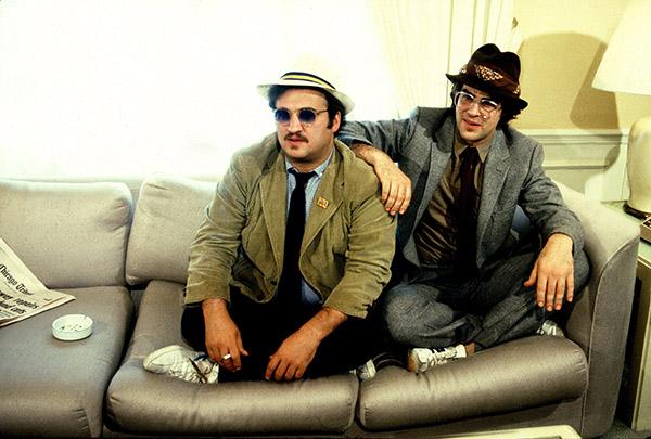 John Belushi e Dan Aykroyd